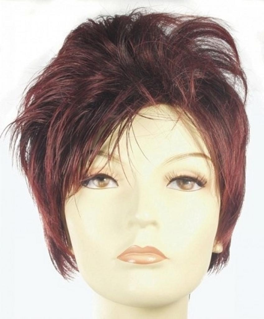 Sharon Osbourne Oz Mom Wig by Lacey Costume Costume Wigs