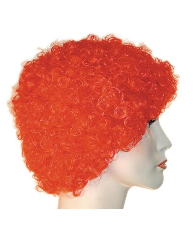 Curly Clown KK Short Wig by Lacey Costume Costume Wigs