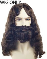 Special Bargain Biblical Jesus Wig Only