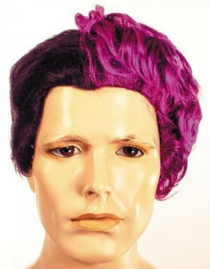 Two Face Batman Villain Harvey Dent by Lacey Costume Costume Wigs