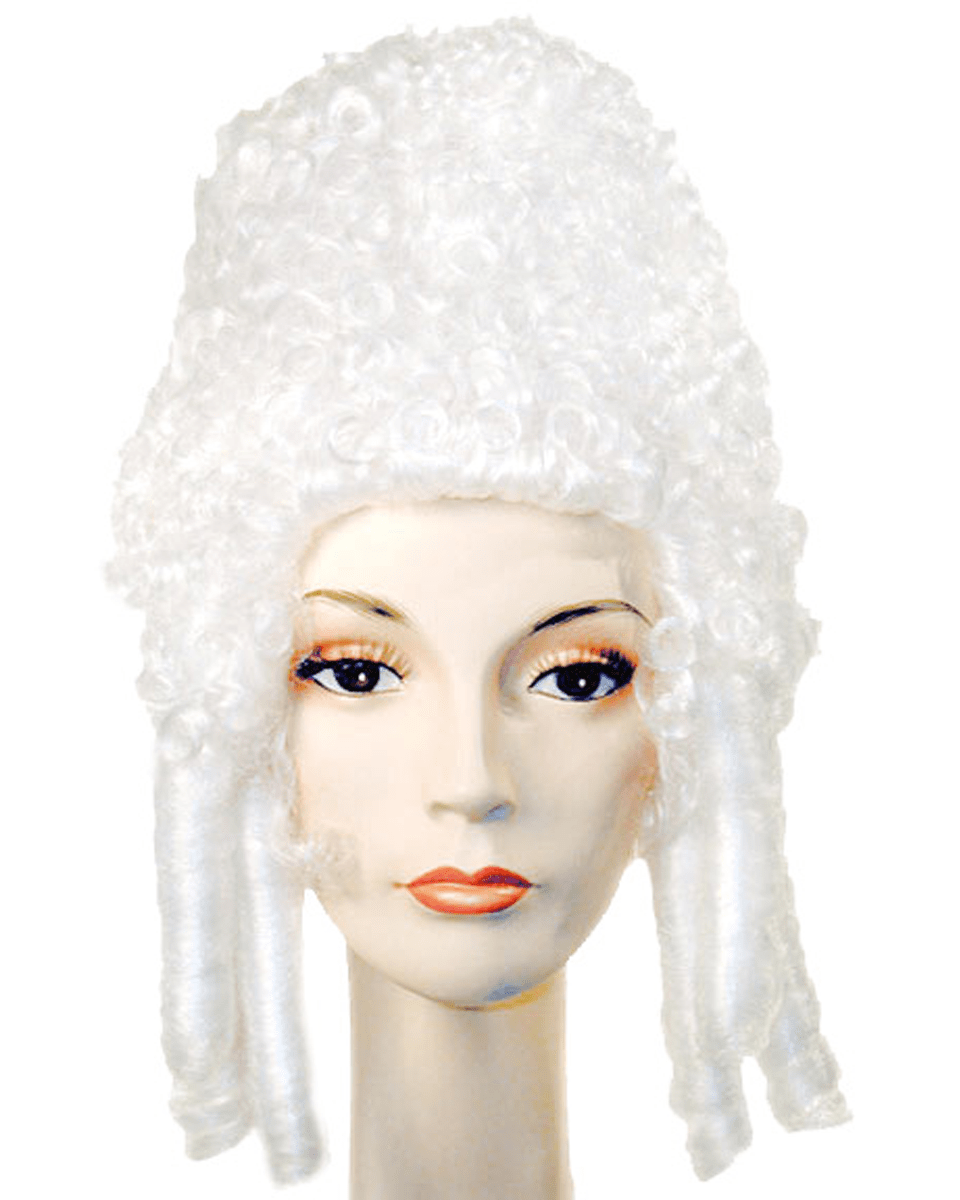 Lacey Costume Bargain Marie Antoinette French Colonial Wig - MaxWigs