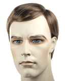 Lacey Costume Mens Wig Side Part Francis Underwood - MaxWigs