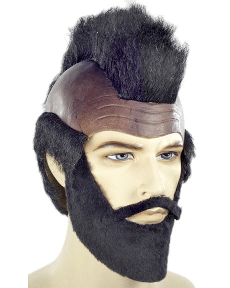 Lacey Costume Mr. T Set Clubber Lang - MaxWigs