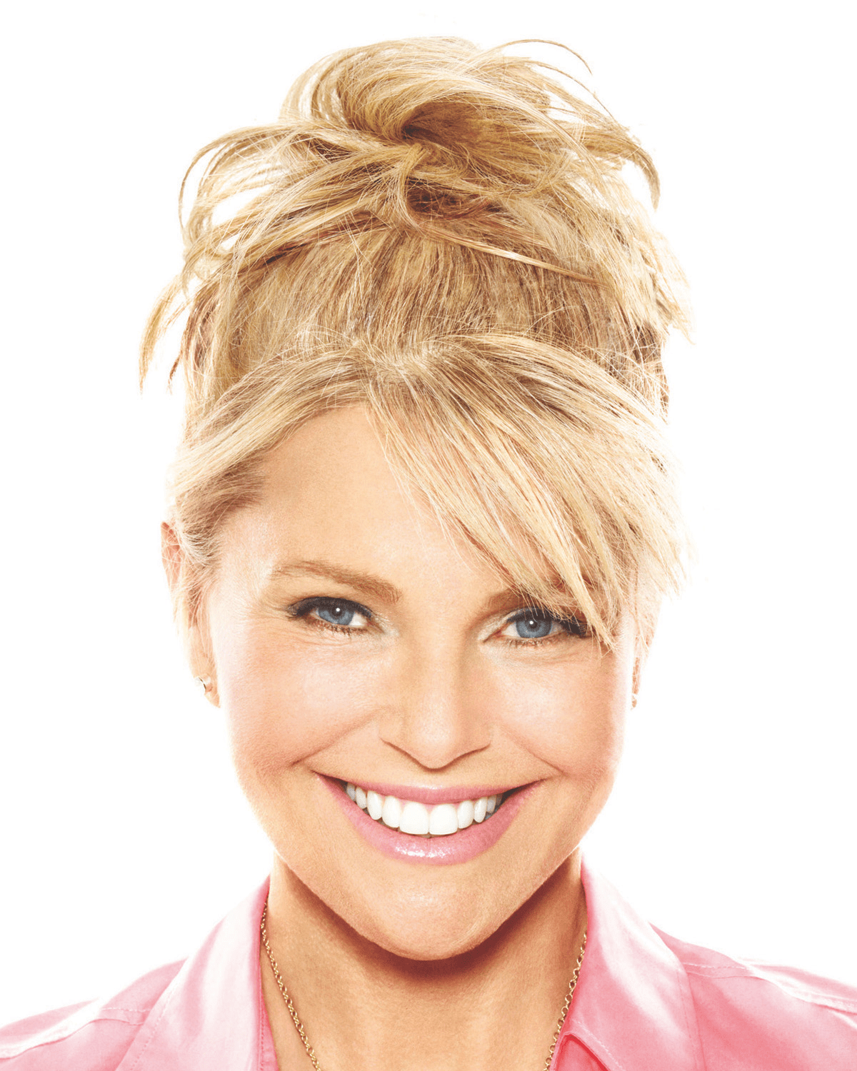 Christie Brinkley Natural Tone Hair Wrap - MaxWigs