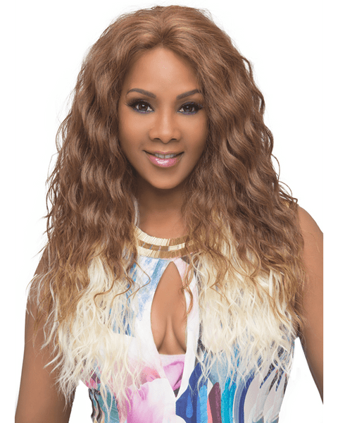 Vivica Fox Olivia V - Deep Lace Front - MaxWigs