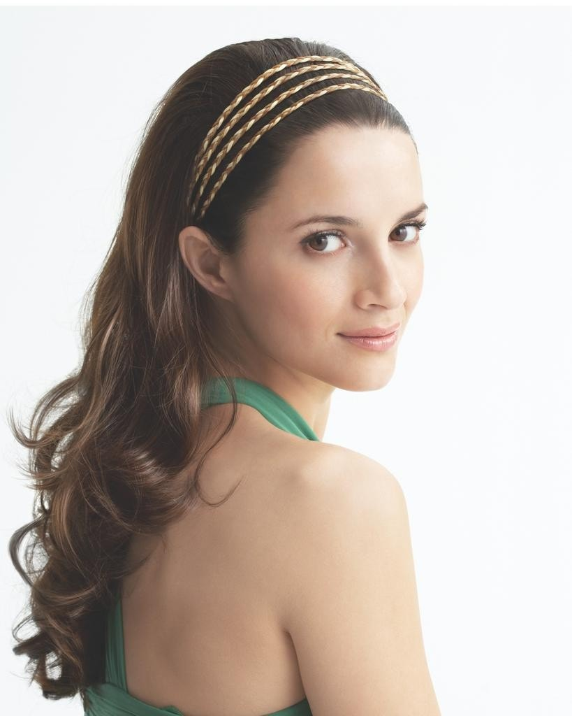 4 Braid Bands by Put On Pieces Headwear