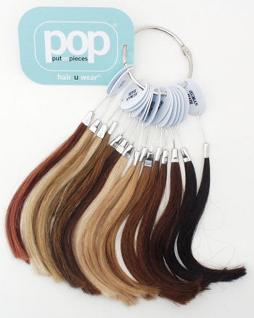 Put On Pieces Human Hair Color Ring by Put On Pieces