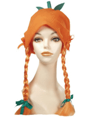Pumpkin Girl Hat CLEARANCE