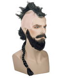 Lacey Costume Ragnar Viking Warrior Set - MaxWigs