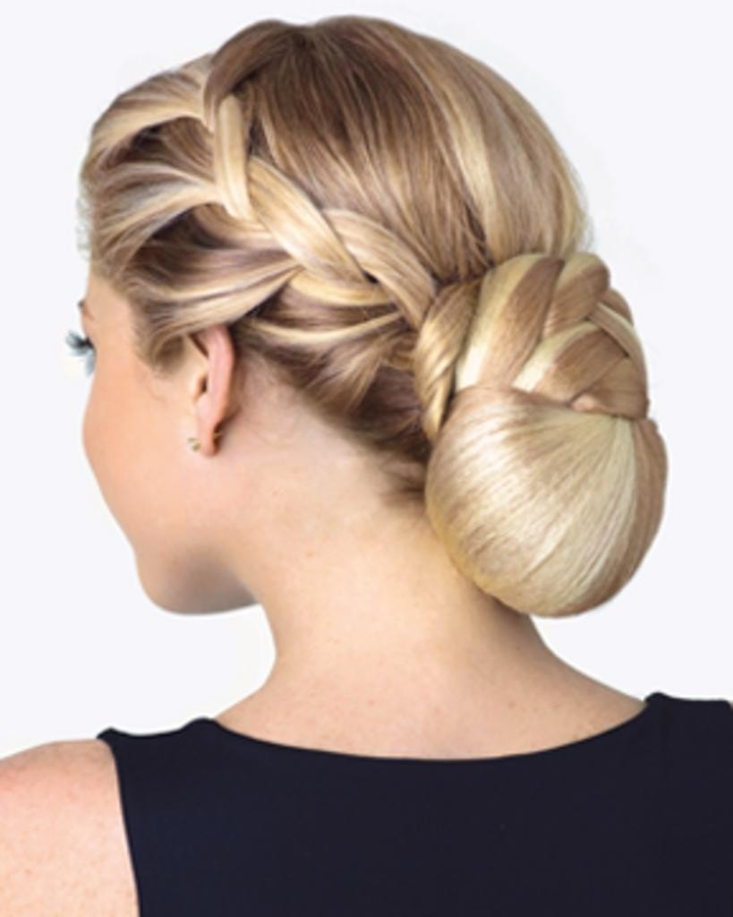 Braided Bun by Revlon Hairpieces