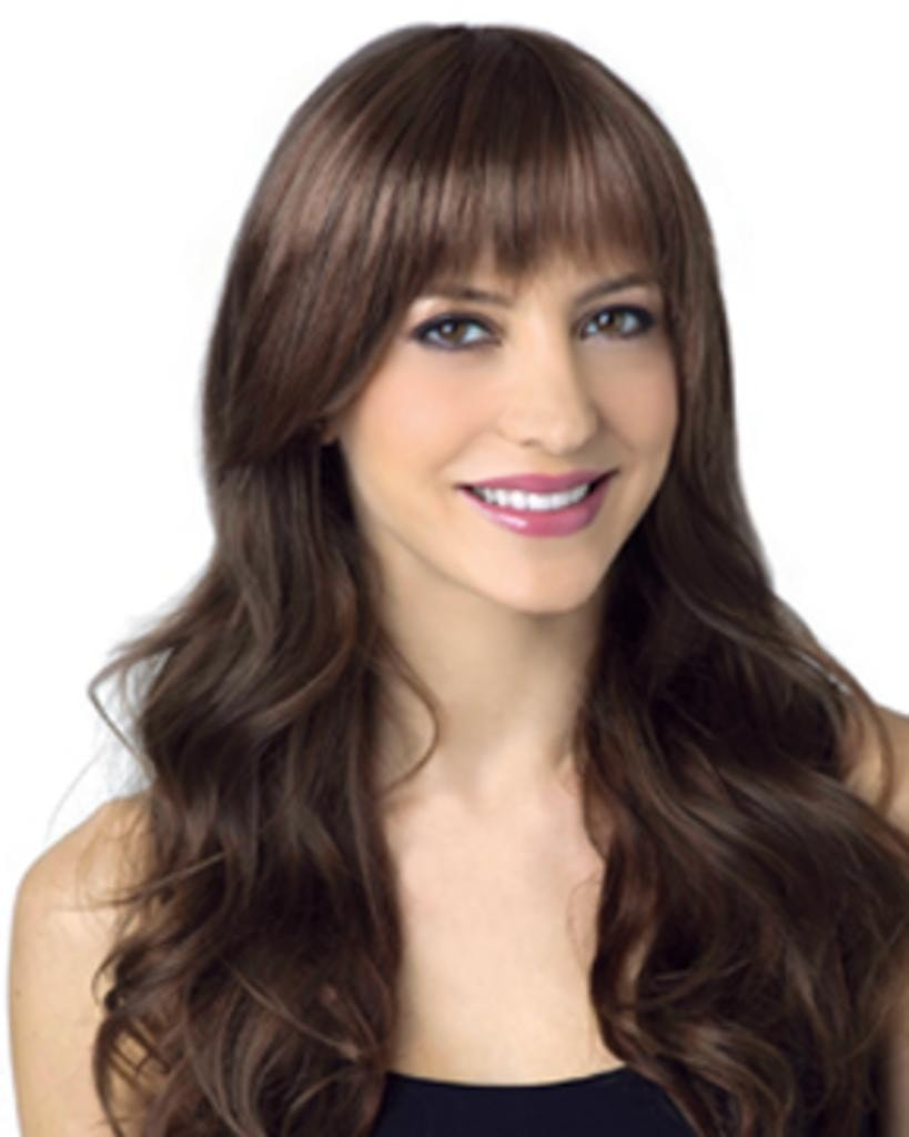 Clip Lok Bangs by Revlon Hairpieces
