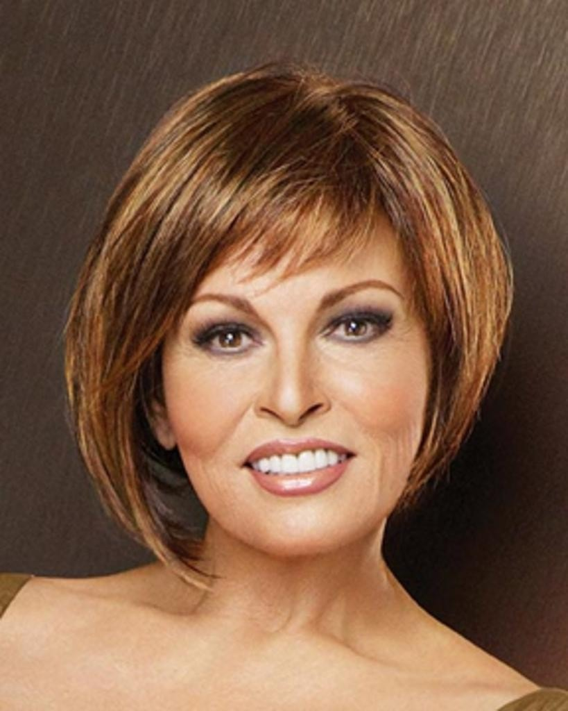 Bewitched - Monofilament Short Page by Raquel Welch Wigs