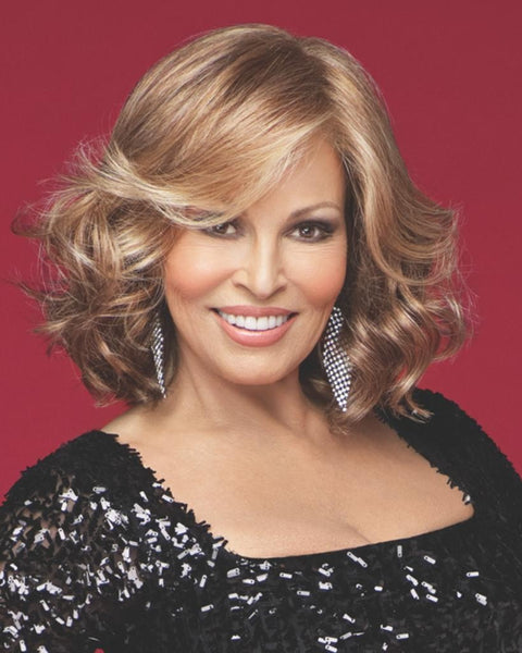 Celebrity - Wavy Lace Front Monofilament by Raquel Welch Wigs