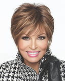 Cover Girl Lace Front Mono Top by Raquel Welch Wigs