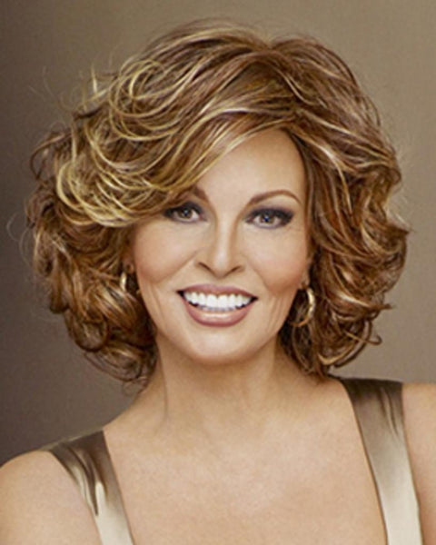 Embrace - Feathered Bob Heat Friendly by Raquel Welch Wigs