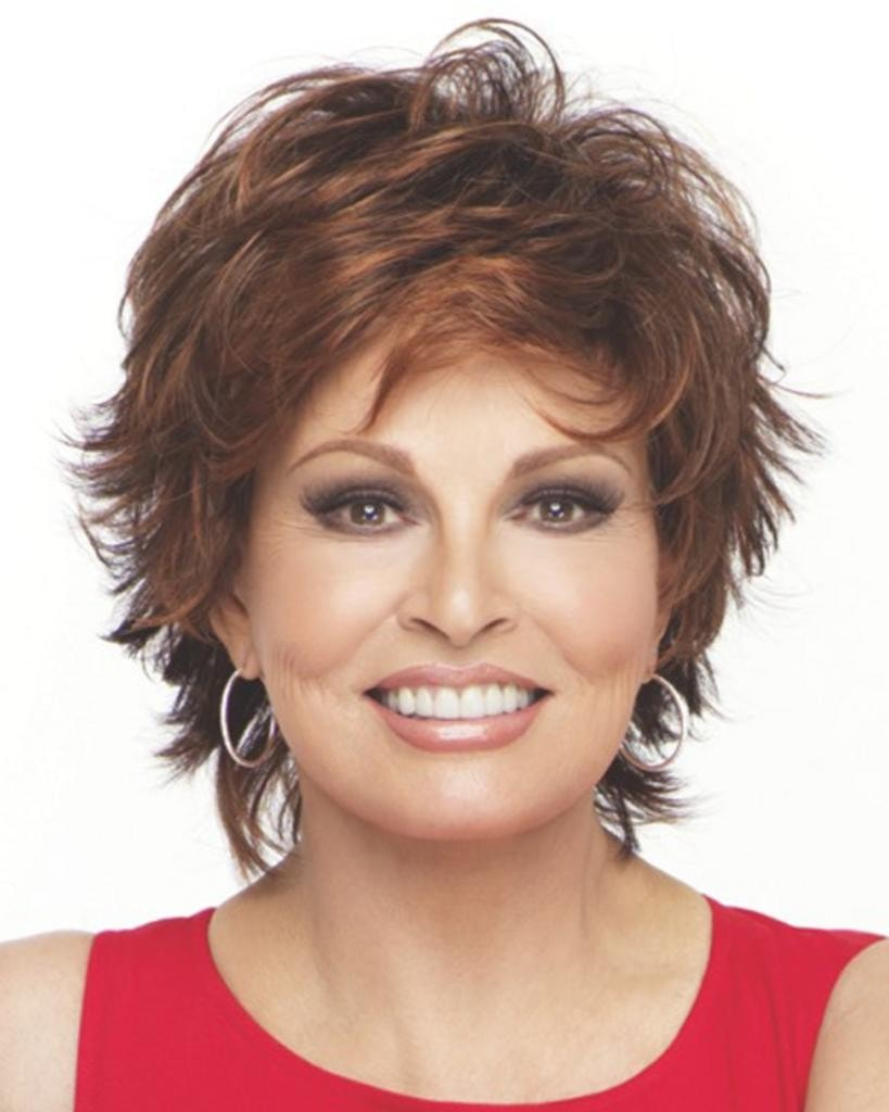 Entice Cropped Shag by Raquel Welch Wigs