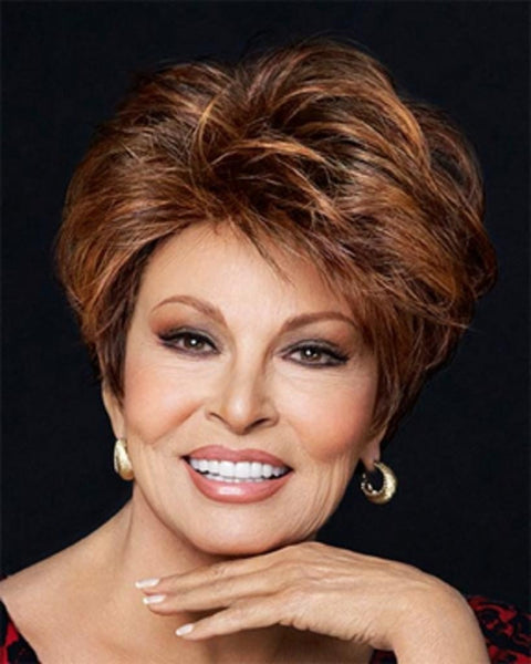 Fanfare Lace Front Short Monofilament by Raquel Welch Wigs