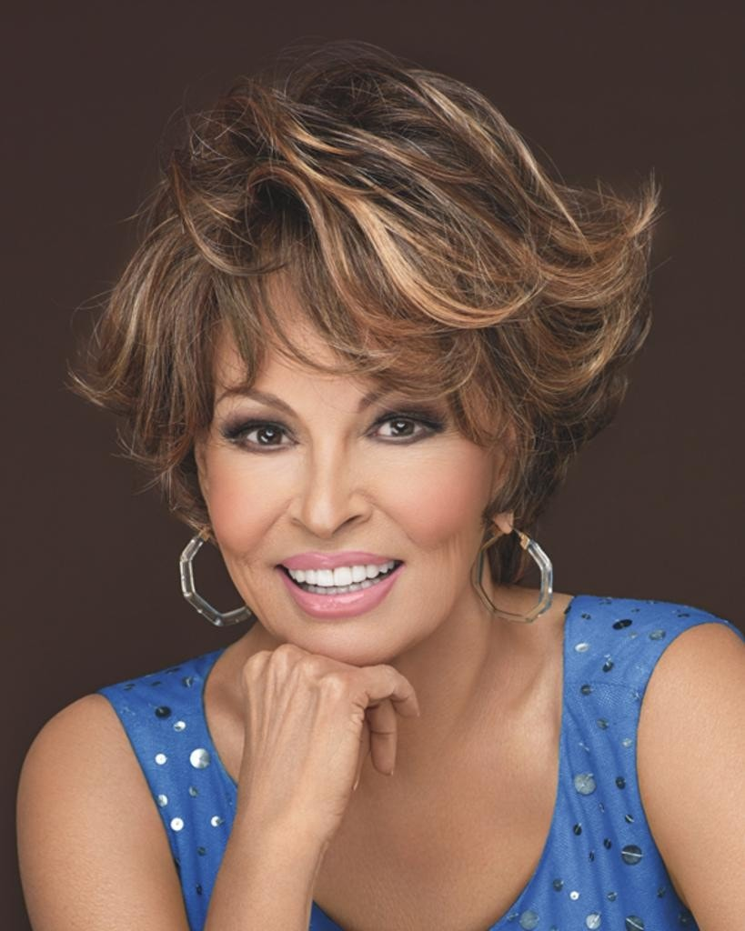 Fashion Statement Short Layers Lace Front by Raquel Welch Wigs