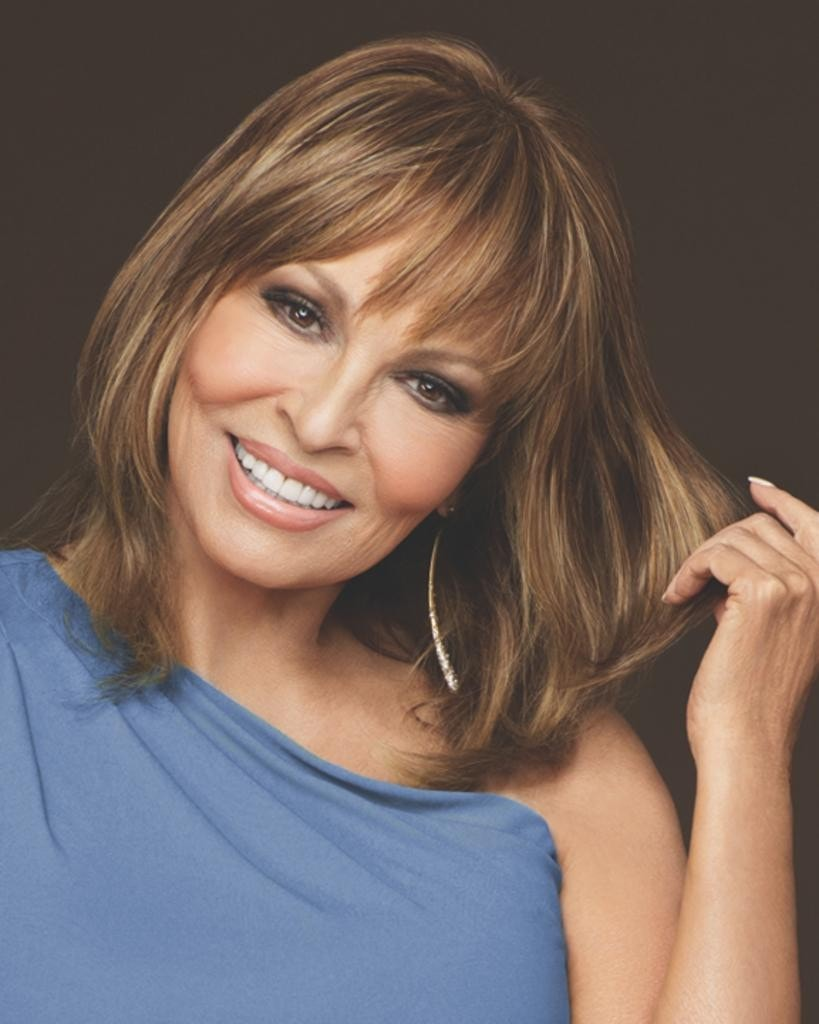 Faux Fringe Monofilament Bangs by Raquel Welch Hairpieces
