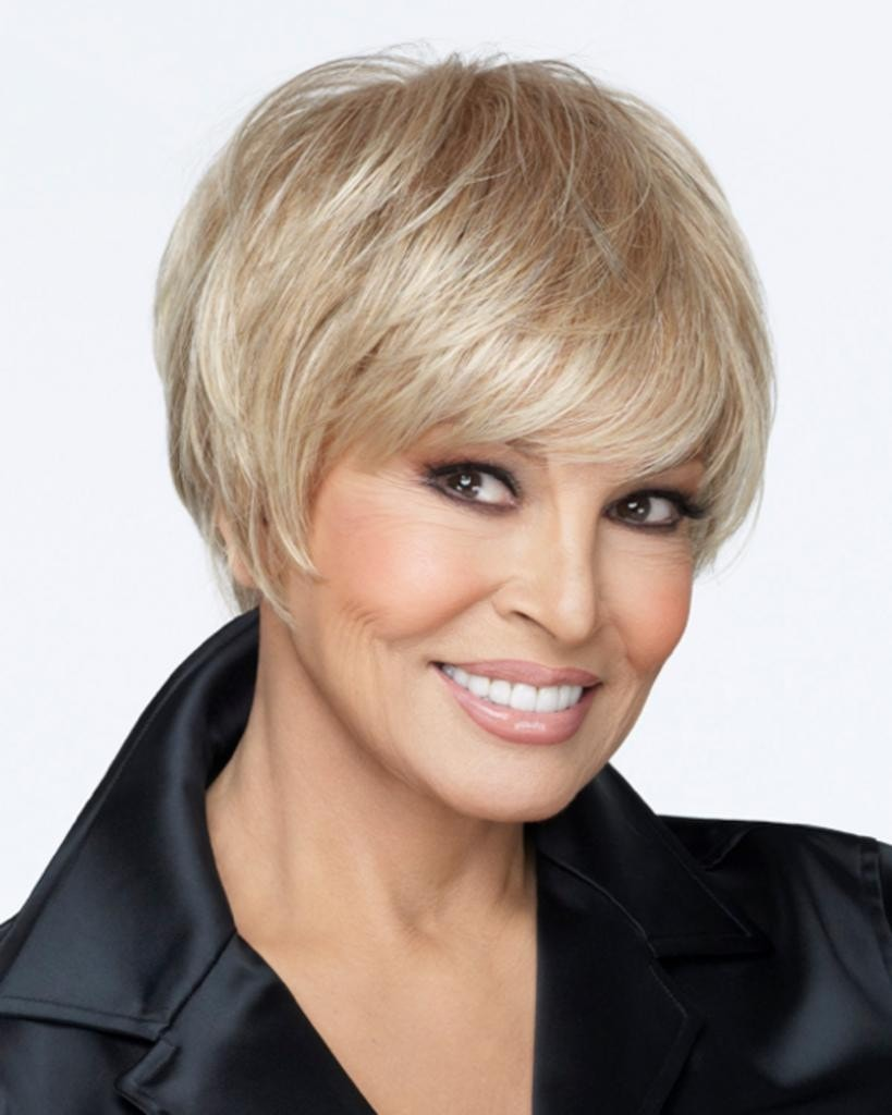 Finale Short Lace Front Monofilament by Raquel Welch Wigs