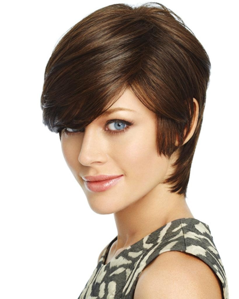 Mirage - Asymmetrical Short Style by Raquel Welch Wigs