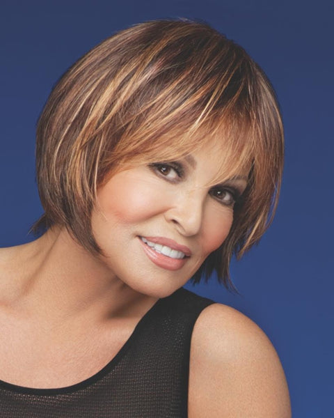 Muse - Lace Front Monofilament Chin by Raquel Welch Wigs