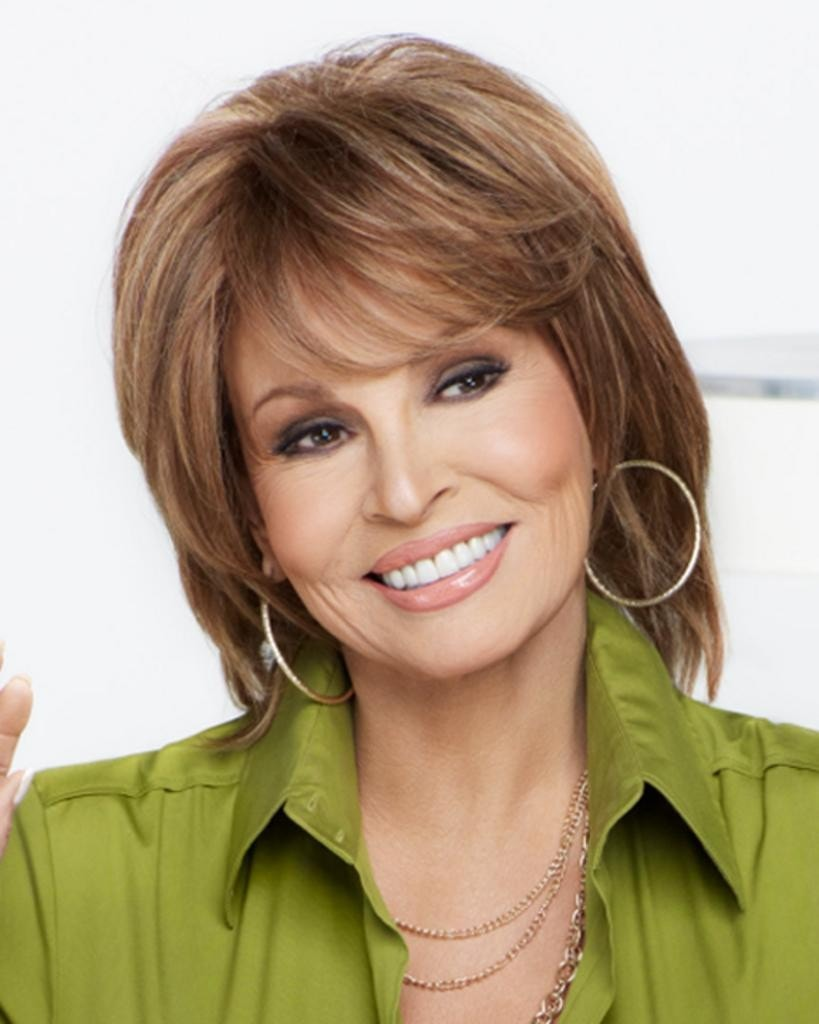 On Cue Human Hair Monofilament Wig by Raquel Welch Wigs