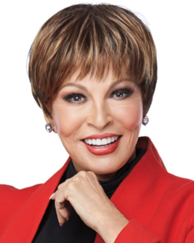On The Move Shot Boy Cut Monofilament Crown by Raquel Welch Wigs