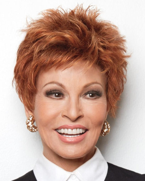 Power - Short Spiky Boy Cut by Raquel Welch Wigs