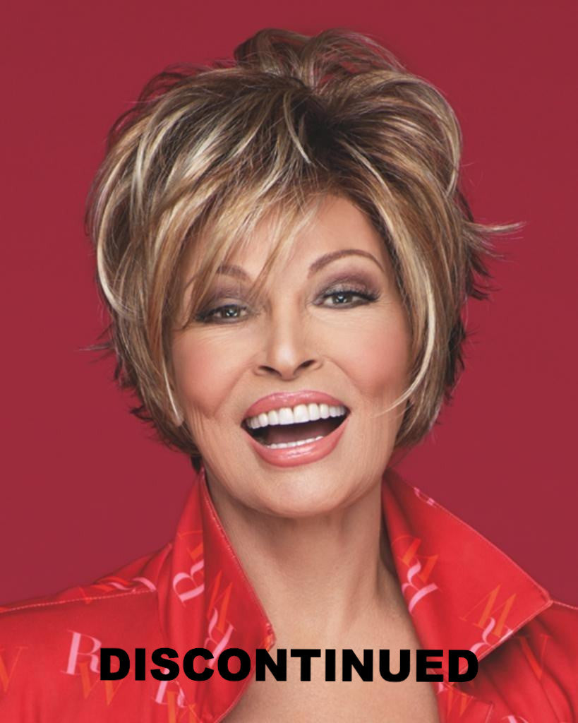 Salon Cool Short Cut Mono Top Lace Front by Raquel Welch Wigs