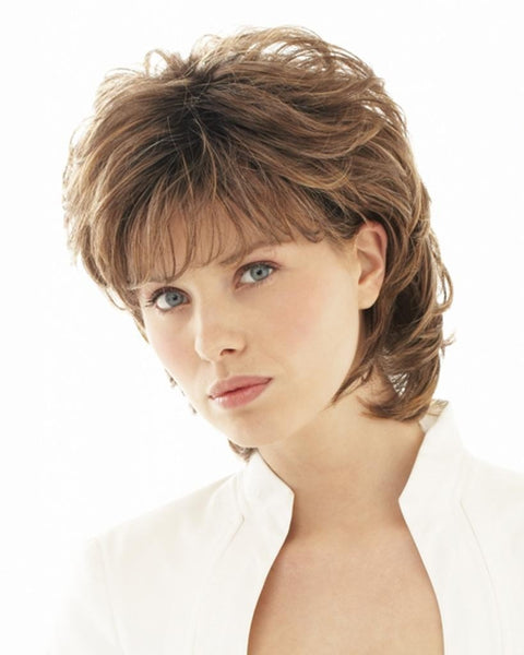 Raquel Welch Salsa Large - Short Cut Layered Page - MaxWigs