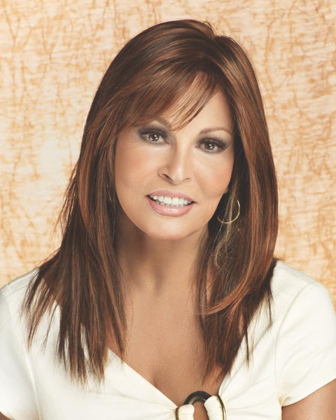 Raquel Welch Show Stopper - Lace Front Monofilament - MaxWigs