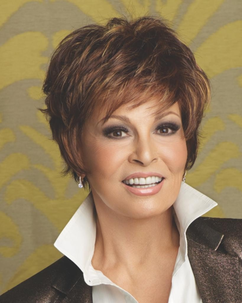 Sparkle - Short Cut Textured Layers by Raquel Welch Wigs