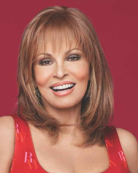 Top Billing Monofilament Hairpiece CLEARANCE by Raquel Welch Hairpieces
