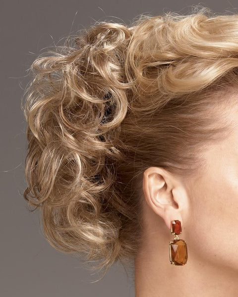 UpDo Curls - Magic Comb Hair Piece Addition by Raquel Welch Hairpieces