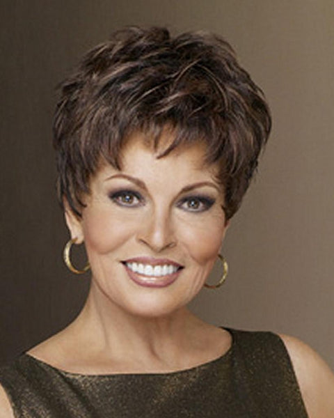 Winner Pixie Boy Cut, Petite by Raquel Welch Wigs