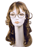 Lacey Costume Sarah Palin Feathered - MaxWigs