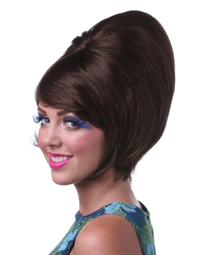 Beehive 60s Deluxe Sixties by Sepia Costume Wigs