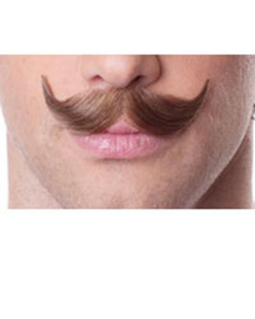 933 Small Handlebar Mustache by Sepia