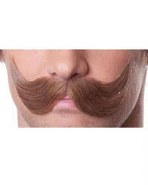 934 Winged Handlebar Mustache by Sepia