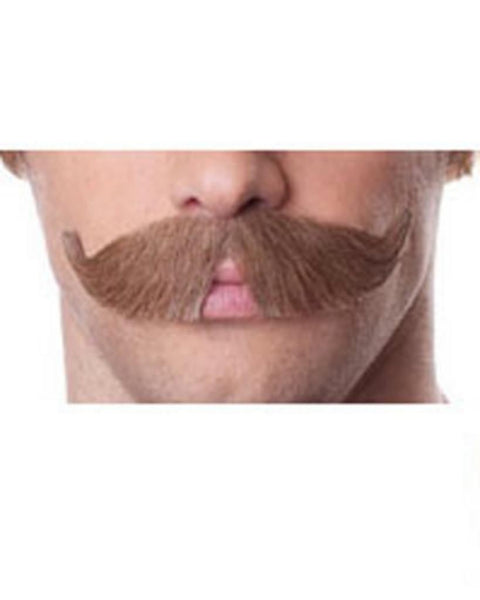 933 Fat Handlebar Mustache by Sepia