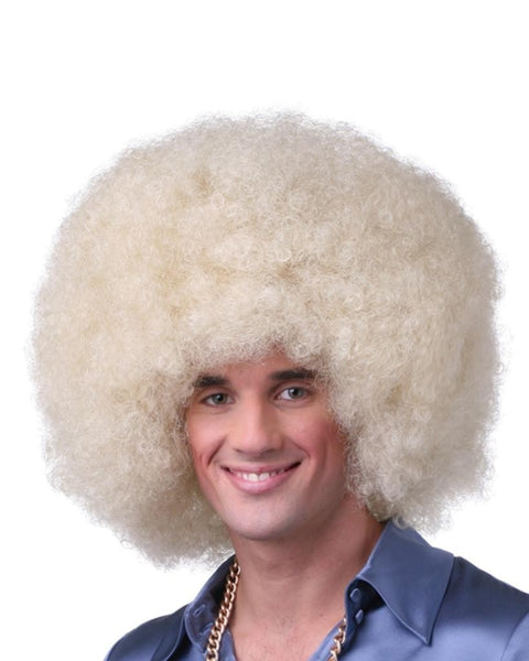 Clown Color Afro by Sepia Costume Wigs