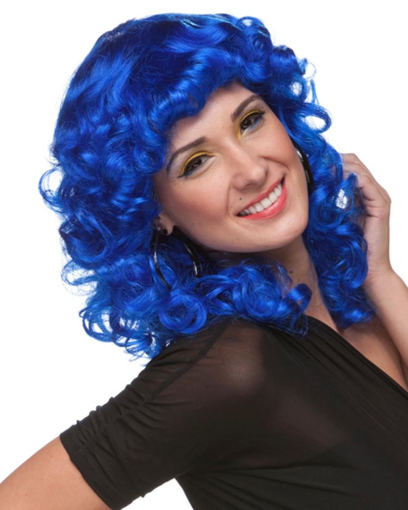 Color Gypsy by Sepia Costume Wigs