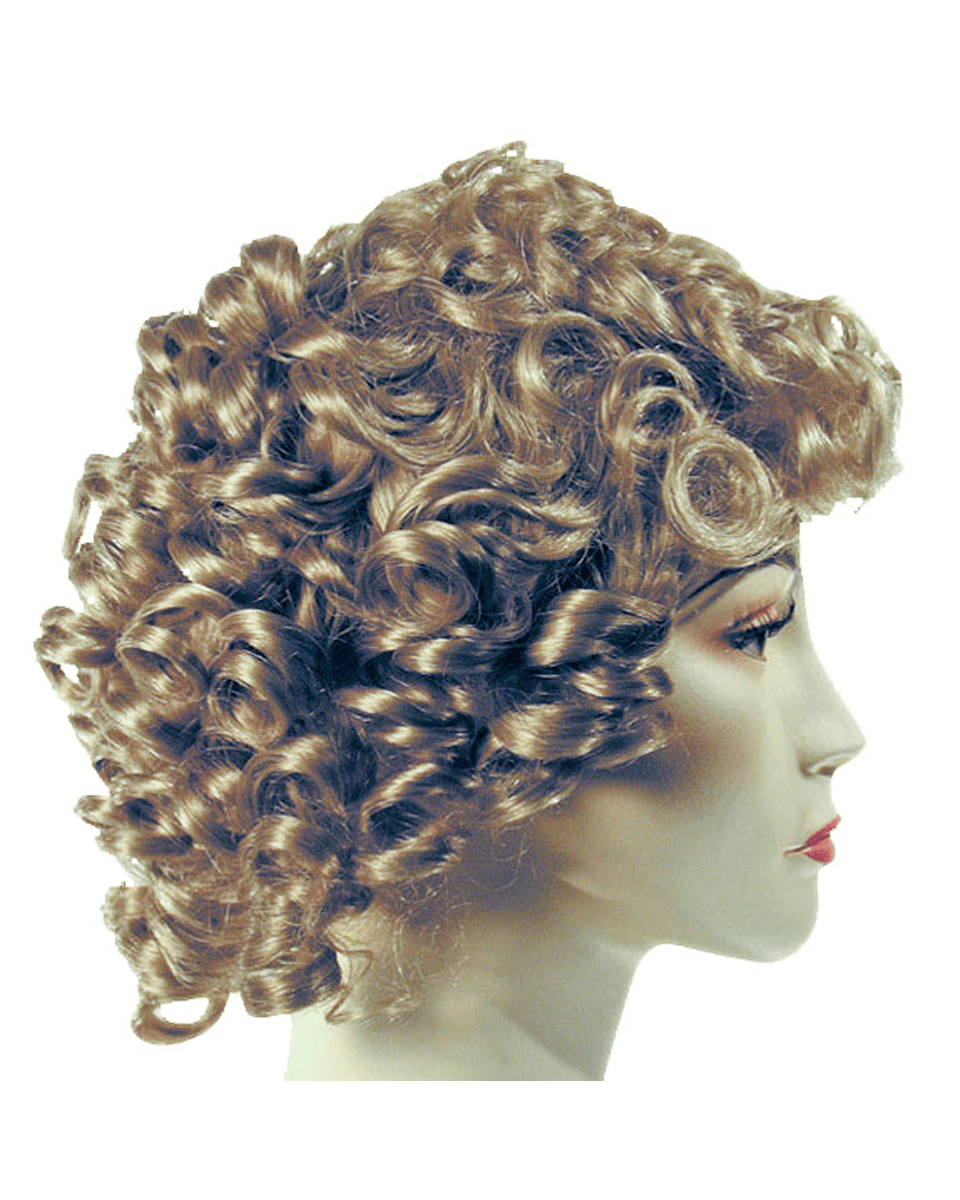 Lacey Costume Shirley Temple Standard Version CLEARANCE - MaxWigs