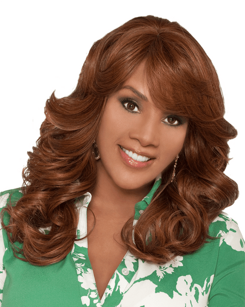 Vivica Fox Silver V - MaxWigs