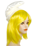 Lacey Costume Smurf Girl - MaxWigs