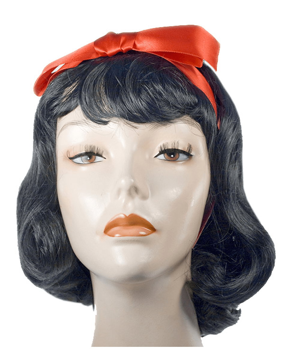 Lacey Costume Snow White CLEARANCE - MaxWigs
