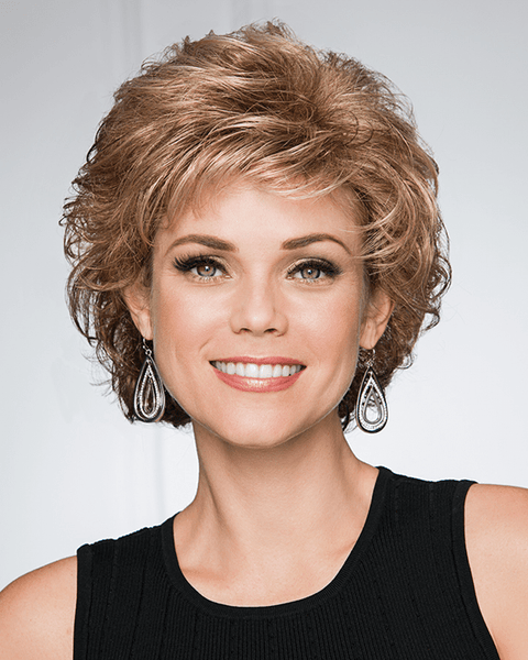 Eva Gabor Sensation - Curly Short Shag - MaxWigs