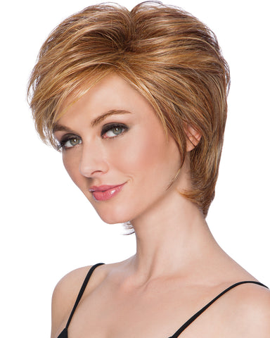 Short Tapered Crop Wig