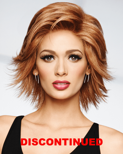 Raquel Welch Stunner - Short Human Hair Hand Tied Lace Front - MaxWigs
